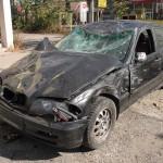 Abschleppung von Unfallfahrzeugen