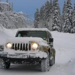 Beförderung von Geländewagen und SUV
